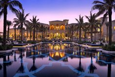 The palm located in Dubai absolutely beautiful
