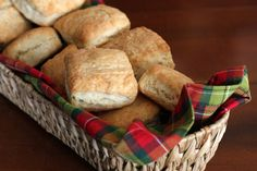 This recipe for traditional Southern style buttermilk biscuits is an excellent choice if you're looking for a light and flavorful buttermilk biscuit.