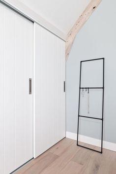 Inspiratie voor thuis: verschillende soorten schuifdeuren voor in het interieur. Een schuifdeur is gemakkelijk, ruimte besparend en een sfeermaker.