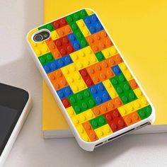 Lego Style case iPhone Case FBI - iPhone