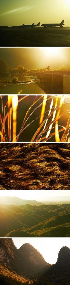 Golden Hour Free Photos | GraphicBurger
