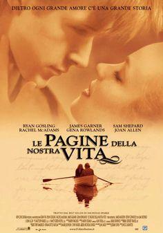 Il romanzo Titolo originale: The Notebook Titolo italiano: Le pagine della nostra vita Autore: Nicholas Sparks Edizione: Sperling & Kupfer Pagine: 208