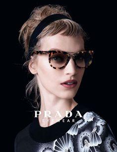 Fashion photography, Prada Eyewear