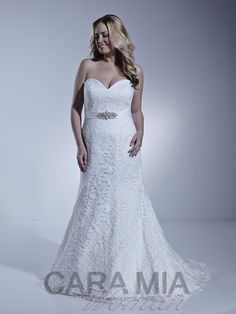 Especially for brides with curves! The 2015 collection from Cara Mia is now in the Dress Gallery on our website. To view the full collection click http://www.weddingdressexpert.co.uk/dress-gallery/?filtering=1&filter_designer=512&filter_year-of-collection=493