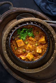 Nutritious Snack Tips For Equally Young Ones And Adults Matar Paneer Recipe Restaurant Style, Mutter Paneer Recipe Paneer Recipes, Veg Recipes, Curry Recipes, Vegetarian Recipes, Cooking Recipes, Healthy Recipes, Paneer Gravy Recipe, Healthy Soups, Snack Recipes