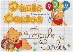 Free Pattern, Comics, My Love, Apollo, Nova, Boy Drawing, Mini Cross Stitch, Pooh Bear, Punto De Cruz