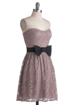 Admired Aesthetic Dress | Mod Retro Vintage Dresses | ModCloth.com (perhaps without bow?)