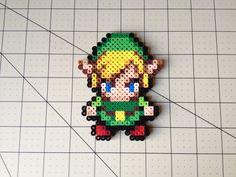 Legend of Zelda Bead Sprite - Green Link & more