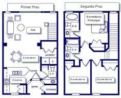 Ideas para construir casa en terreno pequeño | Construye Hogar