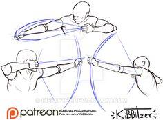 Archery reference sheet by Kibbitzer on DeviantArt