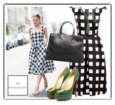 """""""SHOP - Brenda Macleod"""" by brendamacleod ❤ liked on Polyvore featuring Rochas"""