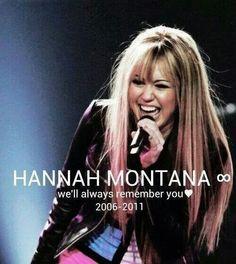 caption hannah montana Miley fakes cyrus
