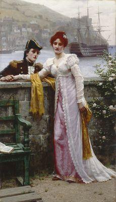 Adieu Leighton, Edmund Blair  1901