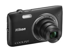 Nikon COOLPIX S3500 Compact Digital Camera - Black (20.1MP, 7x Optical Zoom) 2.7 inch LCD by Nikon, http://www.amazon.co.uk/dp/B00BETYELC/ref=cm_sw_r_pi_dp_RW86sb10CST2G