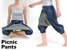 Picnic pants….really??