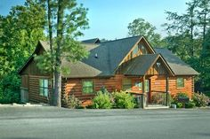 """This cozy cabin rental in Smoky Mountains might be the """"Diamond In The Rough"""" you've be searching for your Smoky Mountain stay! This 2-bedroom vacation rental with indoor swimming pool access places guests less than a mile from the Dollywood Theme Park entrance and nearby Smoky Mountain cabin! This Smoky Mountain area cabin serves as the perfect starting point  for families vacationing in the Tennessee Smoky Mountains and provides a comfortable interior for a cabin stay to remember."""