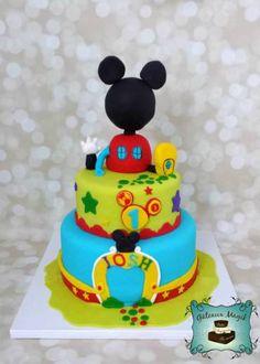 Photos ENFANTS | Gâteaux Magik mickey mouse clubhouse cake gateau Mickey Mouse Clubhouse Cake, Mickey And Minnie Cake, Disney Mickey, Birthday Cake, Desserts, Cakes, Sandro, Wordpress, Photos
