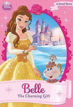 Belle: The Charming Gift (Disney Princess Chapter Books) by Ellie O'Ryan Disney Belle, Walt Disney, Ariel Disney, Disney Pics, Disney Land, Disney Marvel, Disney Pictures, Disney Stuff, Disney Princess Books