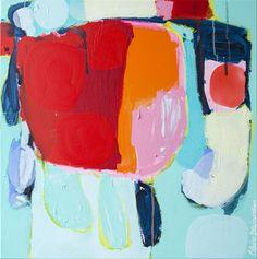 "Saatchi Online Artist: Claire Desjardins; Acrylic, 2013, Painting ""Don't Judge Me"""