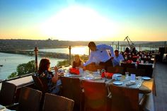 10 rooftop bars and restaurants - Enjoy the view!- Istanbul Golden City Hotel