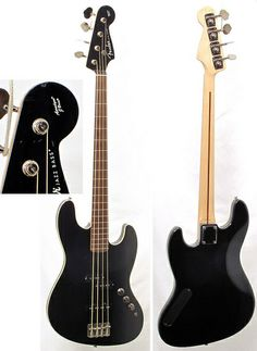 fender bass aero dyn - Bass Guitar Notes, Bass Guitar Lessons, Fender Bass, Bass Guitars, Drum Band, All About That Bass, Jazz Artists, Guitar Collection, Black Parade