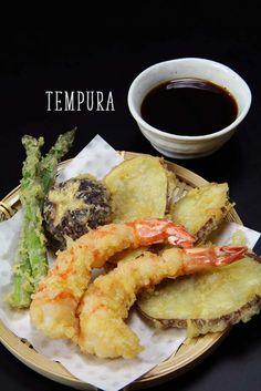 Well made tempura batter is definitely a key for great tempura. All the Japanese restaurant has their own secret for their tempura recipe...