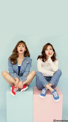 Twice Jihyo e Mina Nayeon, Kpop Girl Groups, Korean Girl Groups, Kpop Girls, J Pop, Extended Play, Oppa Gangnam Style, Jihyo Twice, Twice Photoshoot