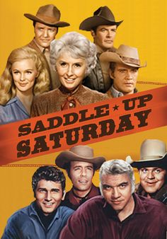 Don't miss back-to-back classic Westerns like Bonanza & The Big Valley