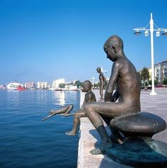 Public Art in Santander/Spain Places In Spain, Places To Go, Santander Spain, Alicante, Celtic Nations, Basque Country, Spain And Portugal, Travel Images, Land Art