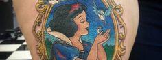 9 Magníficos Tatuajes De Disney - #¡WOW!  http://www.vivavive.com/disney-tatuaje/