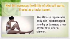 Getting Rid of Wrinkles With Anti-aging Kiwi Oil