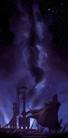 Space by AuroraLion on DeviantArt