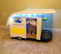 Canine Camper Dog House