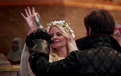 Captain Hook / Killian Jones (Colin O'Donoghue) & Emma Swan (Jennifer Morrison) - Once Upon A Time