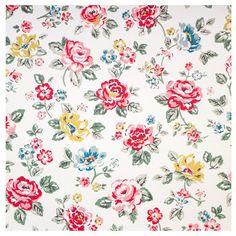 Cath kidston rainbow rose wallpaper