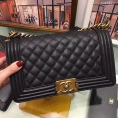 Best Authentic Quality Chanel Caviar Boy Bag With Gold Hardware Medium Size Summer Handbags, Trendy Handbags, Cheap Handbags, Purses And Handbags, Pink Purses, Fall Handbags, Luxury Bags, Luxury Handbags, Chanel Boy Bag Medium