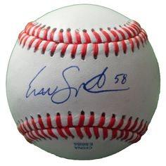Oakland A's Evan Scribner signed Rawlings ROLB leather baseball w/ proof photo.  Proof photo of Evan signing will be included with your purchase along with a COA issued from Southwestconnection-Memorabilia, guaranteeing the item to pass authentication services from PSA/DNA or JSA. Free USPS shipping. www.AutographedwithProof.com is your one stop for autographed collectibles from Oakland Athletics & MLB teams. Check back with us often, as we are always obtaining new items.