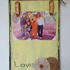 Just listed this #rustic#picture#frame.