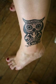 Owl tattoo ideas!
