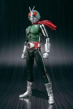 S.H. Figuarts Kamen Rider Shin 1 Go