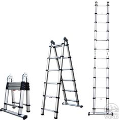 Multi Purpose Ladder Step Ladder Extension Ladder