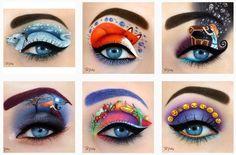 Tal Peleg est une artiste israélienne qui fait des merveilles avec le maquillage. Son truc à elle, c'est les yeux ! Elle est capable de transformer les paupières de n'importe quelle femme, en une véritable œuvre d'art.