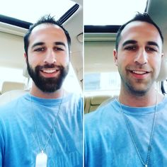 How to shave a few years every a couple of months! ; ) #beard #beardlifestyle
