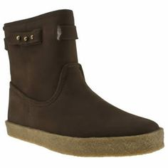 £29.99 - F Troupe Crepe Hunting Boots