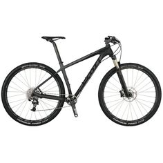 Scott Scale 900 SL - Yet another 2013 offering that features the SRAM XX1 1x11 speed drive train.