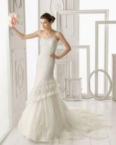 Coleção Aire Barcelona 2014 - Vestidos e #Noiva | #casarcomgosto