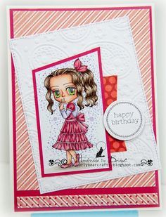 Curlybearcrafts: Whimsy Stamps February Release Day 2