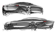 Concept: BMW Grand Lusso Coupé Pininfarina concept (7 series Coupé)