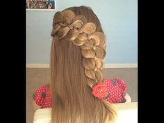 4 Strand Lace Braid by SweeHearts Hair Design - YouTube