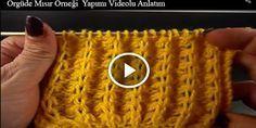 Egyptian Sample Making in Knitting Video Lecture - Crochet Clothing 2019 - 2020 Knitting Videos, Crochet Videos, Knitting Stitches, Baby Knitting, Puff Stitch Crochet, Crochet Cross, Tunisian Crochet, Stitch Patterns, Knitting Patterns